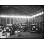 013283PD: Sydney Atkinson Motors display, 1929