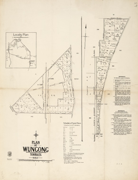 WUNGONG  (Click to Start Zoom)