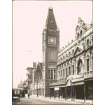 Town Hall, Hay Street east from Royal Arcade