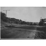 067386PD: Looking towards the town. Wanerenooka Hill, 1948