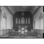 008590PD: The new organ which has been recently installed at the New Norcia Cathedral, 1923