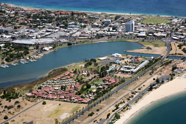 IMG 1422: Discovery Holiday Parks on Leschenault Inlet