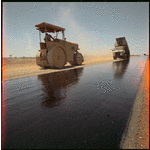 326477PD: Sealing the North West Coastal Highway, February 1970