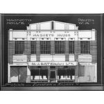 100233PD: Drawing of the proposed Magneto House, 12 Milligan St Perth for M.J. Bateman Ltd, 1927