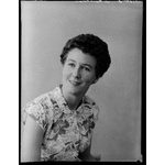 Miss J. Edwards, 10 January 1955