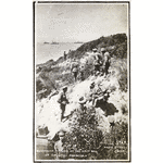 BA780/24: Australian wounded on the first hill at Gallipoli Peninsula, 1915