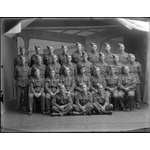 229234PD: Group portrait of soldiers at the Northam Army camp, Western Australia, 1940.
