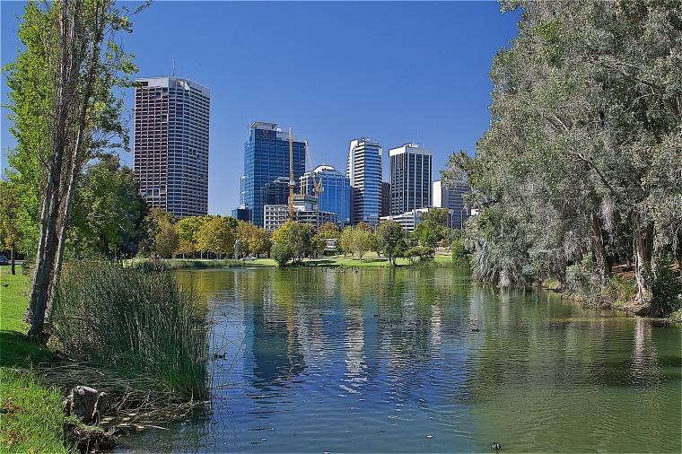 Perth City 2008