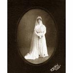 Mary Agnes Burnsyde nee Eastcott, 18 August 1909